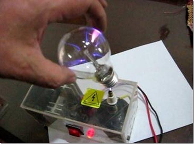 Circuito Bobina De Tesla : Bobina de tesla con flyback fuente at espacio cesar
