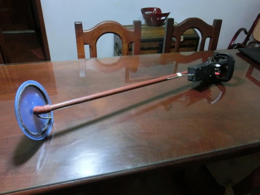 Como hacer un detector de metalescasero