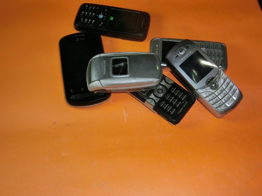 Que podemos hacer con un celular (movil) viejo,Reciclado